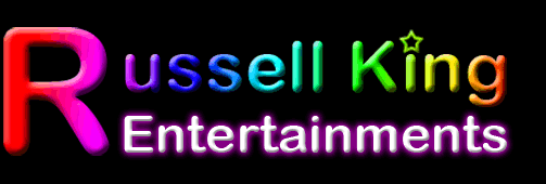 Russell King Entertainments logo